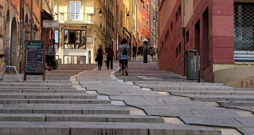 La Croix-Rousse Lyon